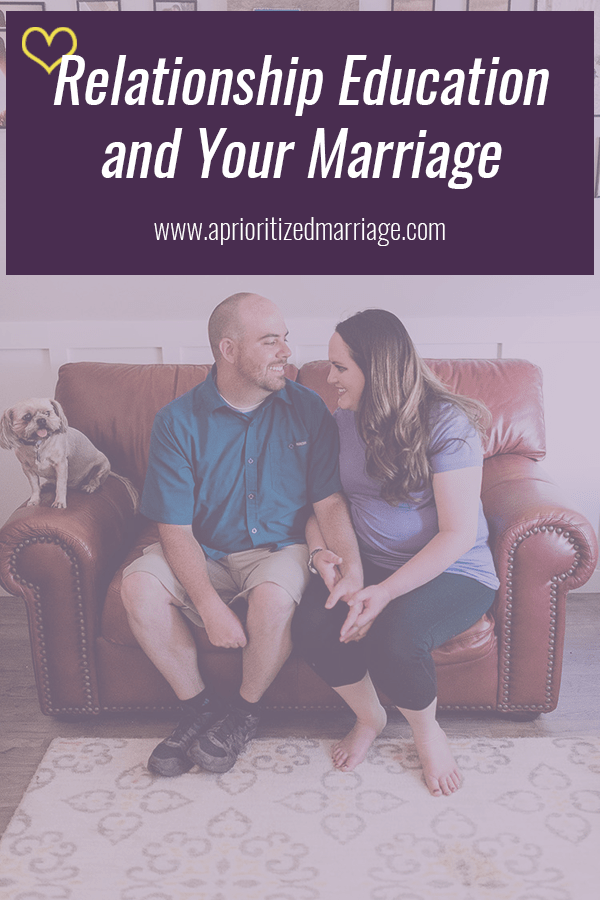 Why relationship education is important for your marriage before you tie the knot and for years after!