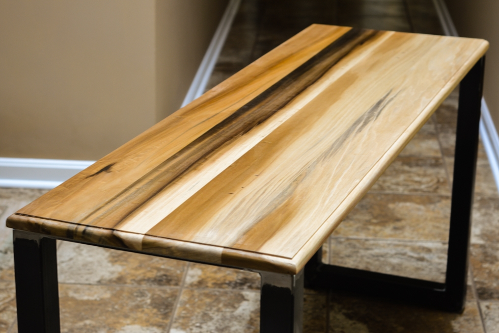Poplar Sofa Table/Desk   for    $795