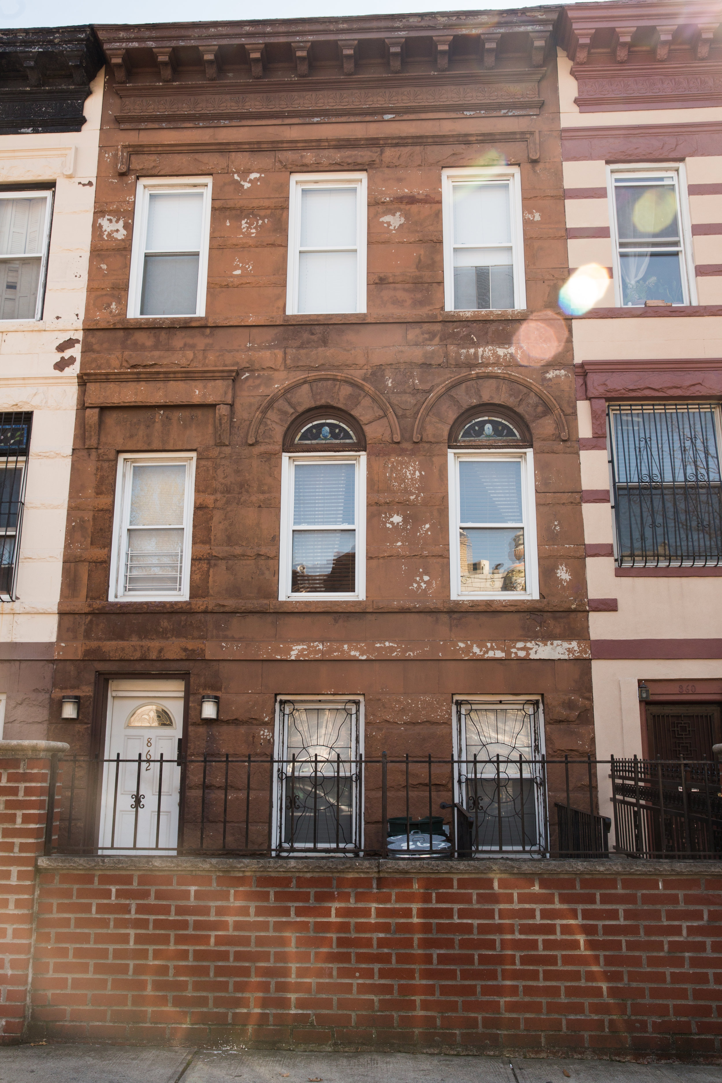 Can we convert this historic building into 3-unit apartment building?.