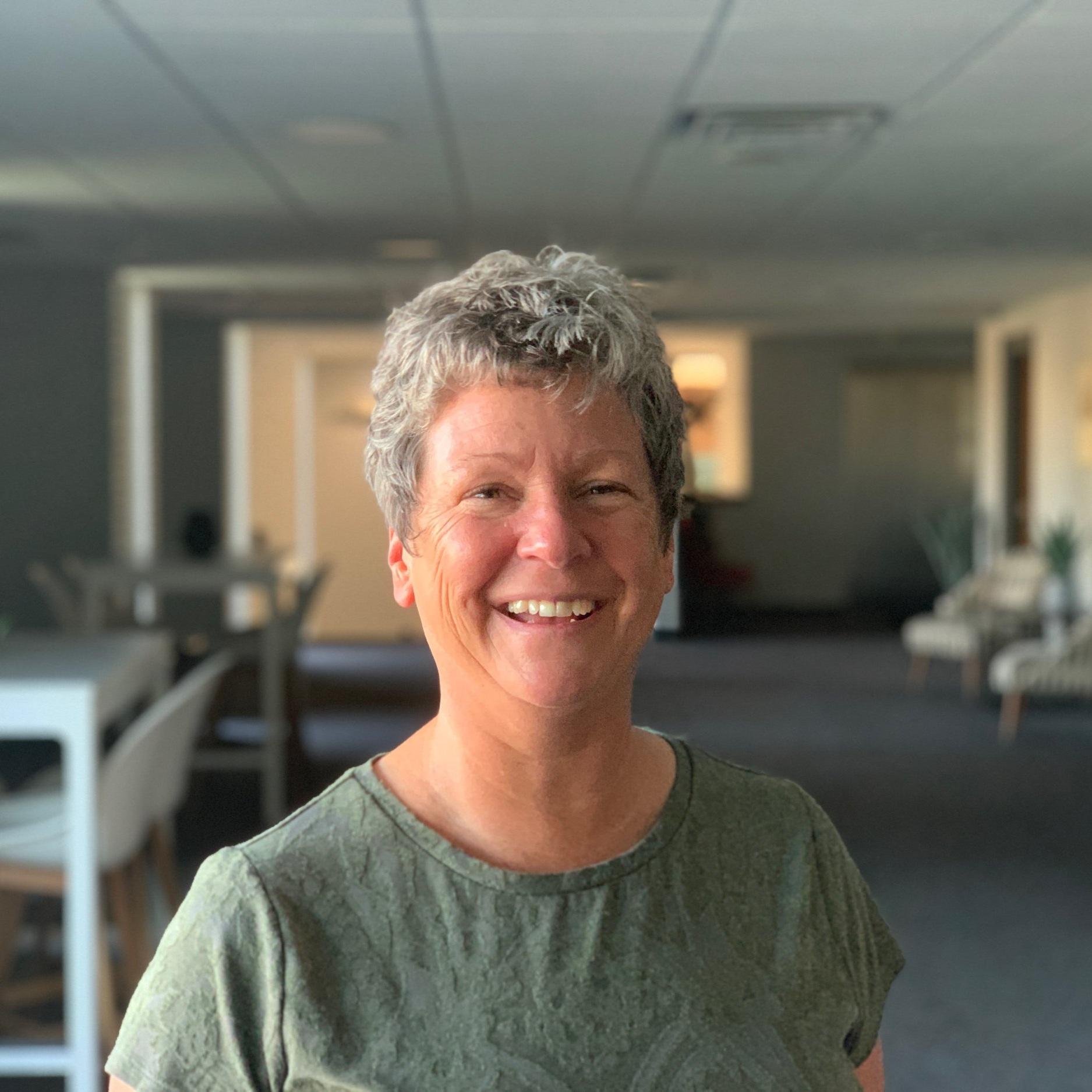 Diane Birtles   Volunteer Coordinator