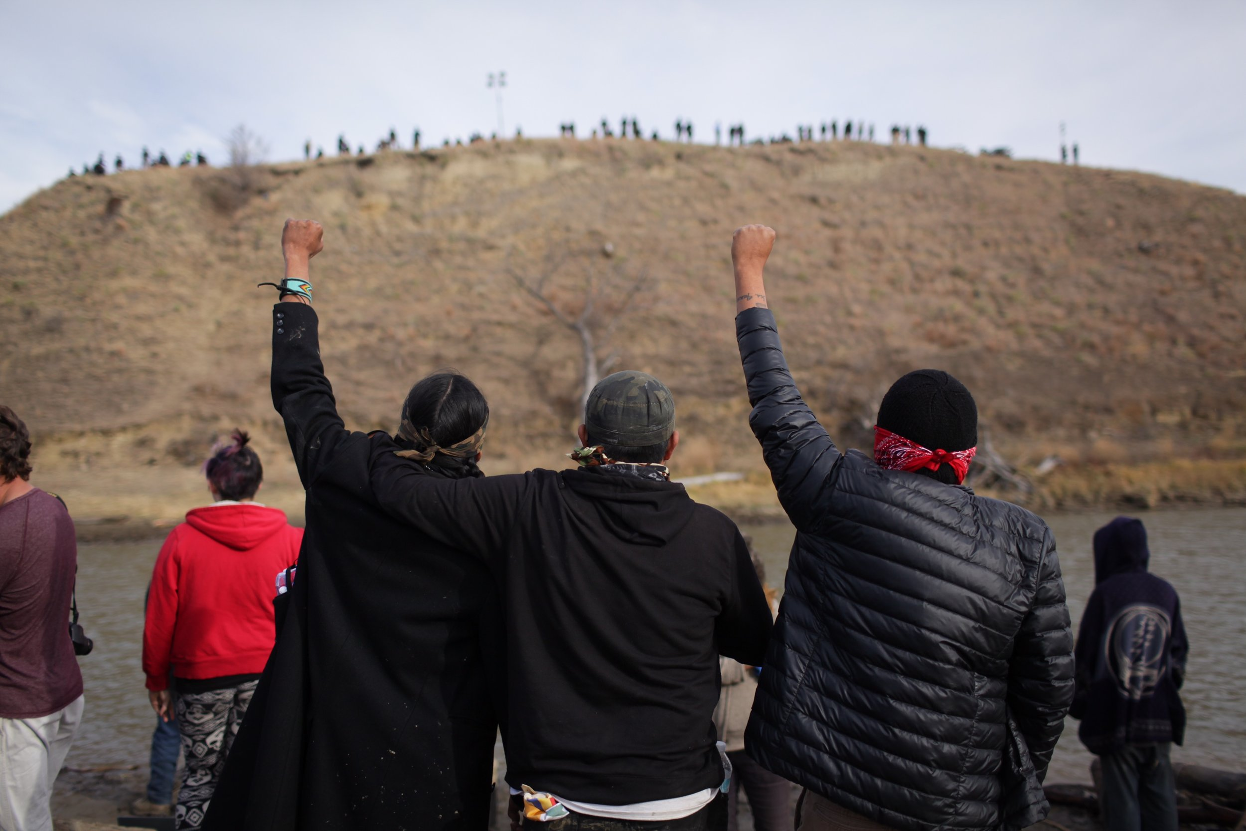 THE NATION: THIS GOVERNMENT AGENCY HAS THE POWER TO STOP THE DAKOTA ACCESS PIPELINE. WILL IT?