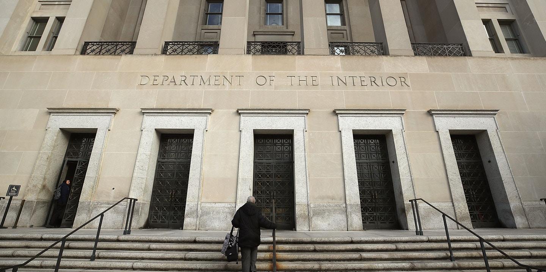 THE INTERCEPT: EX-LOBBYISTS RUN AMOK AT THE INTERIOR DEPARTMENT