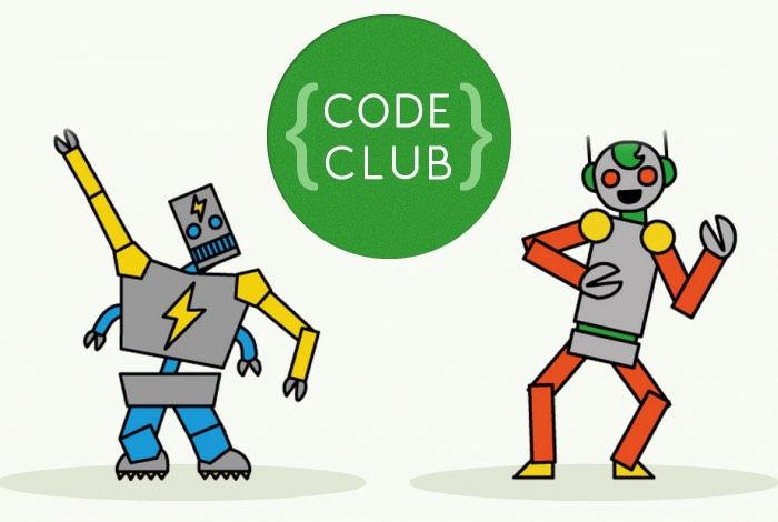Code Club - Time: Thursdays from 3:15 - 5:15 pmBegins: April 11thDuration: Through End of YearGrade Level: Middle School & ErdkinderCost: Free!Capacity: 16 students