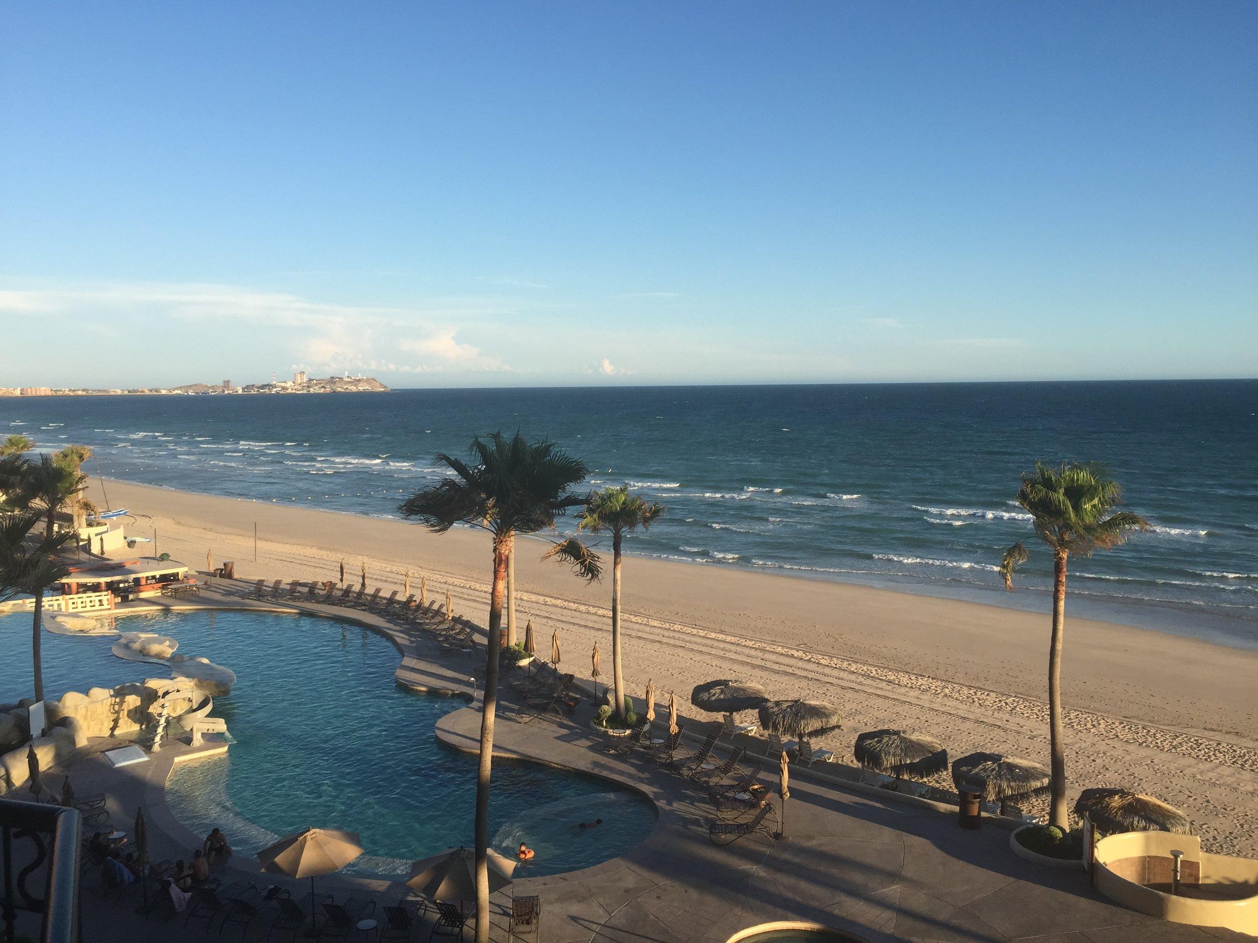 3  Inviting Pools at The Sonoran Sea Resort