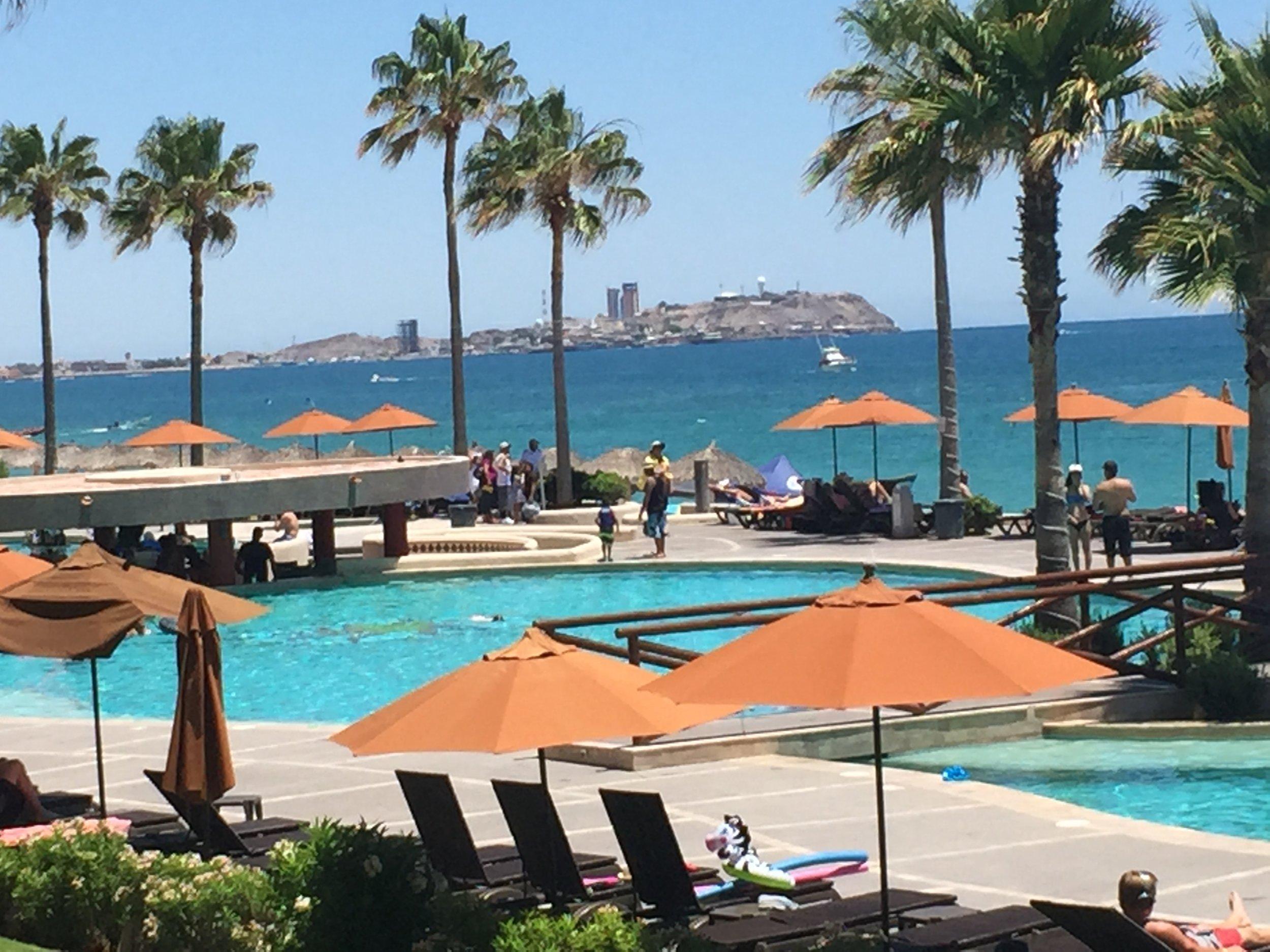 Beautiful Grounds at The Sonoran Sea Resort