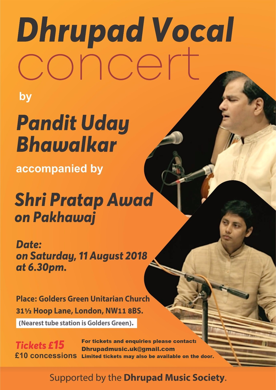 DhrupadconcertUdayji 110818 London.jpg