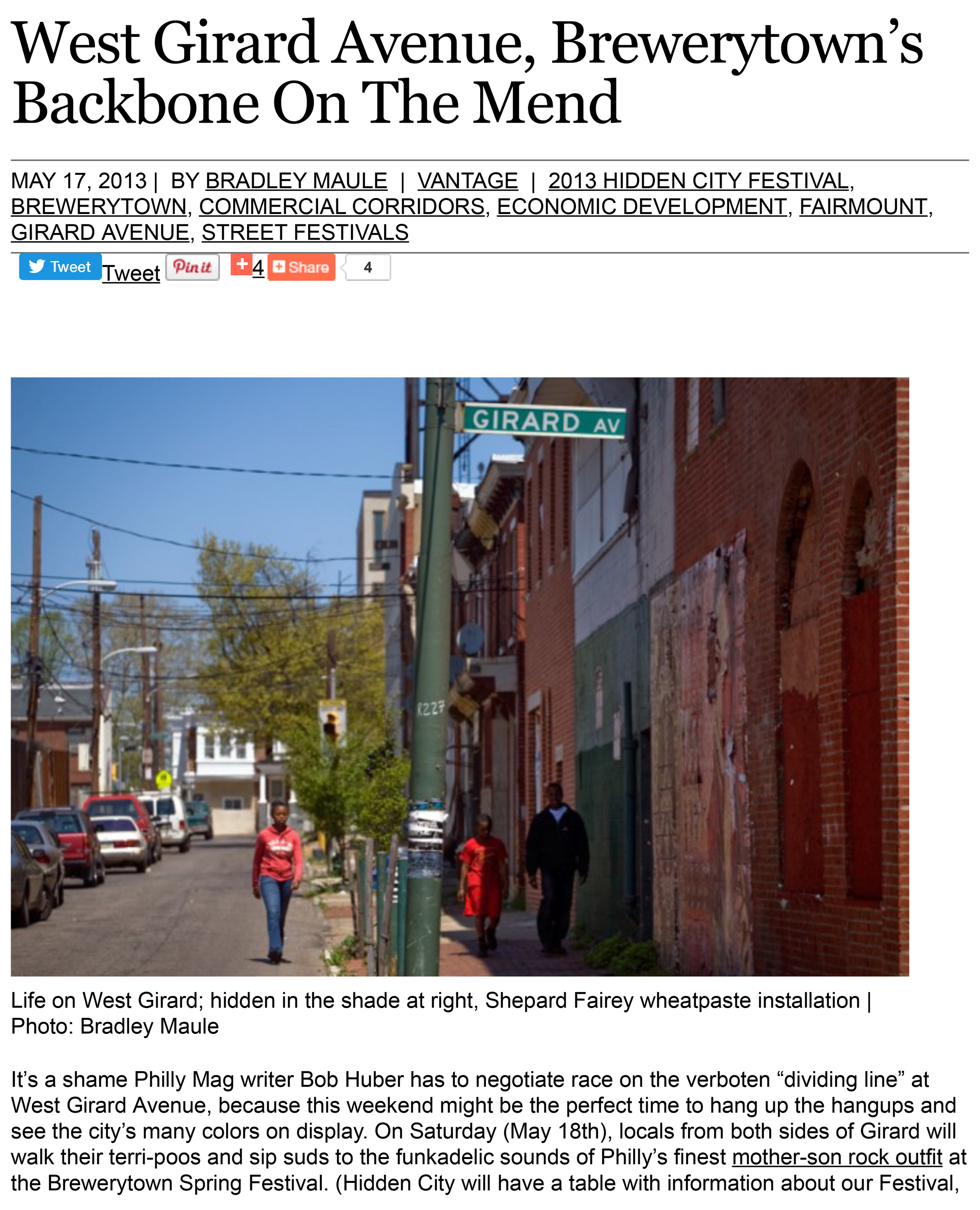 1. West Girard Avenue, Brewerytown's Backbone On The Mend | Hidden City Philadelphia-1.jpg