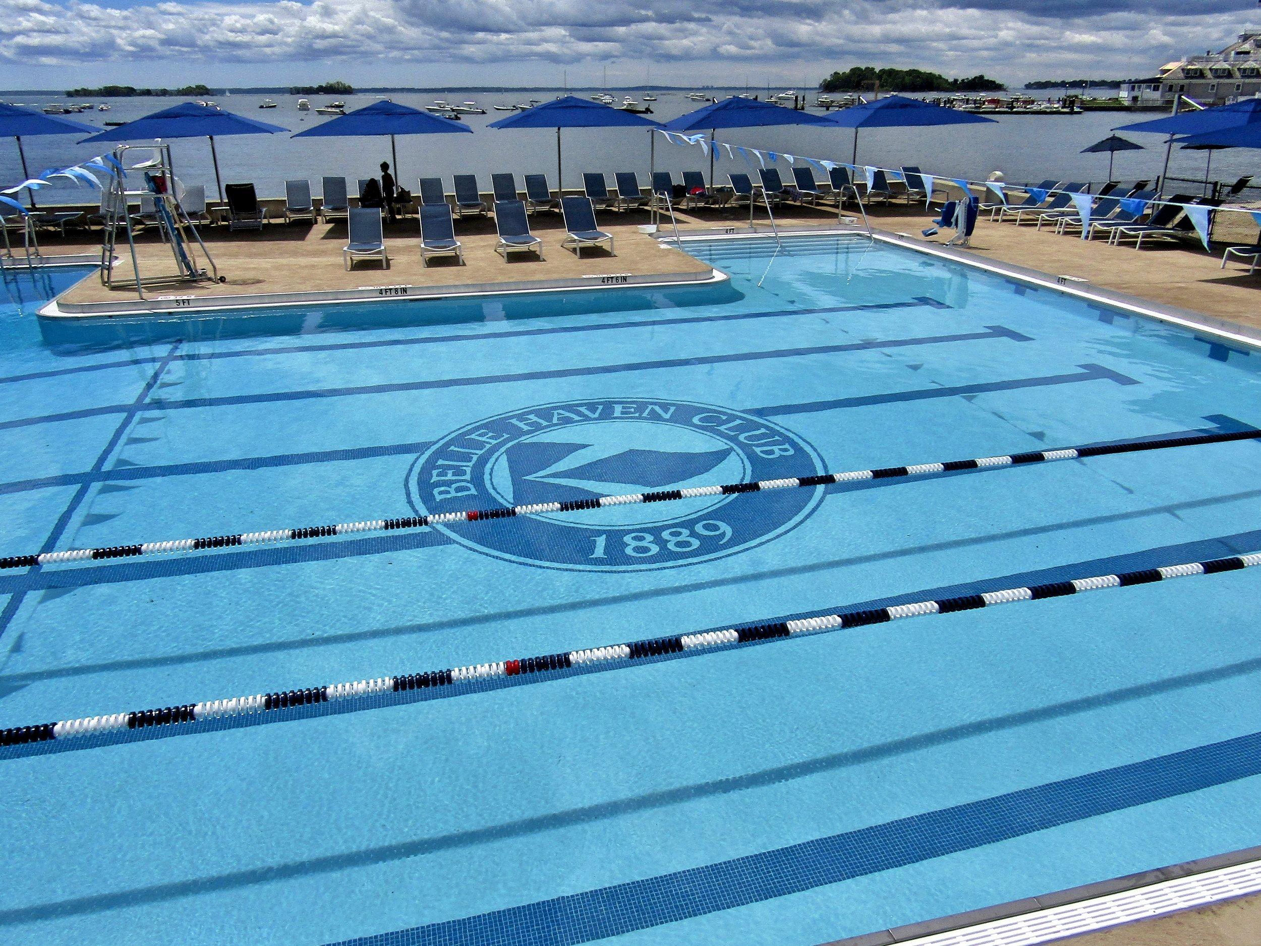 2017 Winner, Commercial Pool