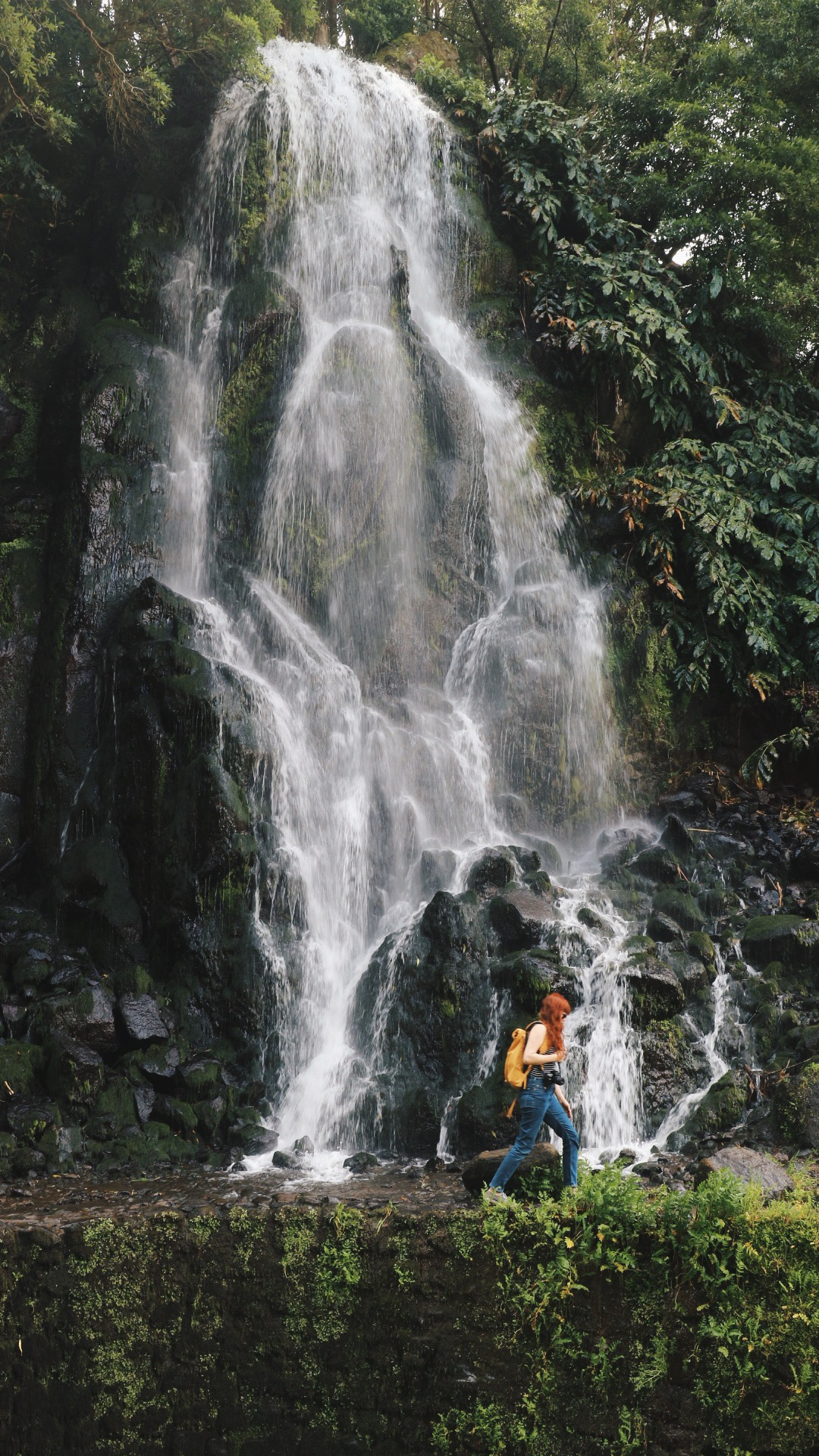 Azores Waterfalls
