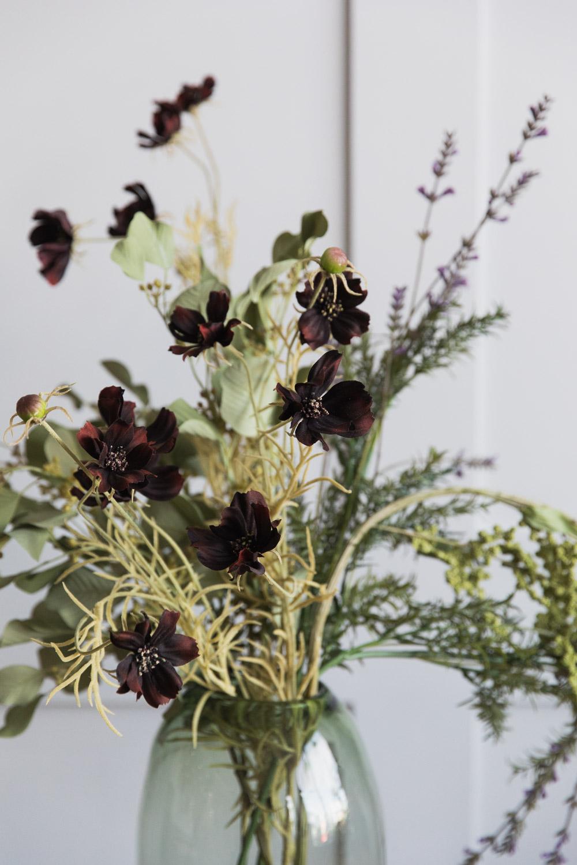 Wild flower faux bouquet