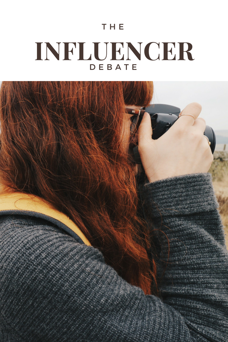 The Influencer Debate