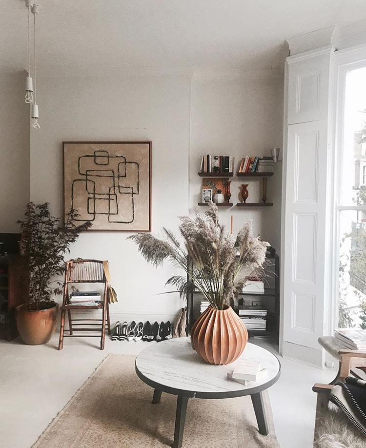Instagram @katherine_ormerod of @camillecharriere's home