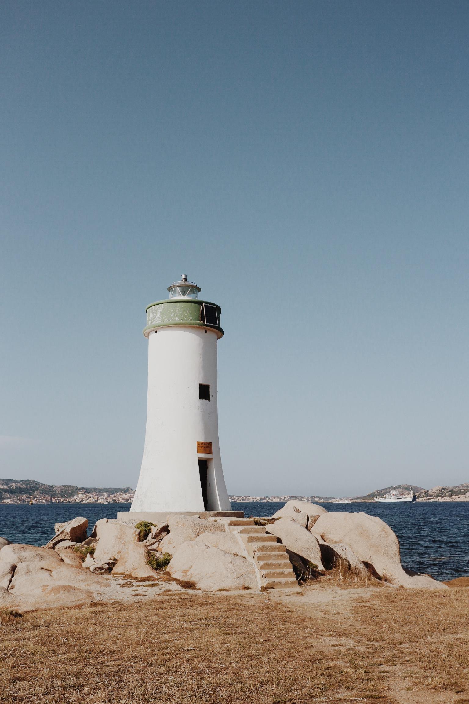 Palau, Sardinia