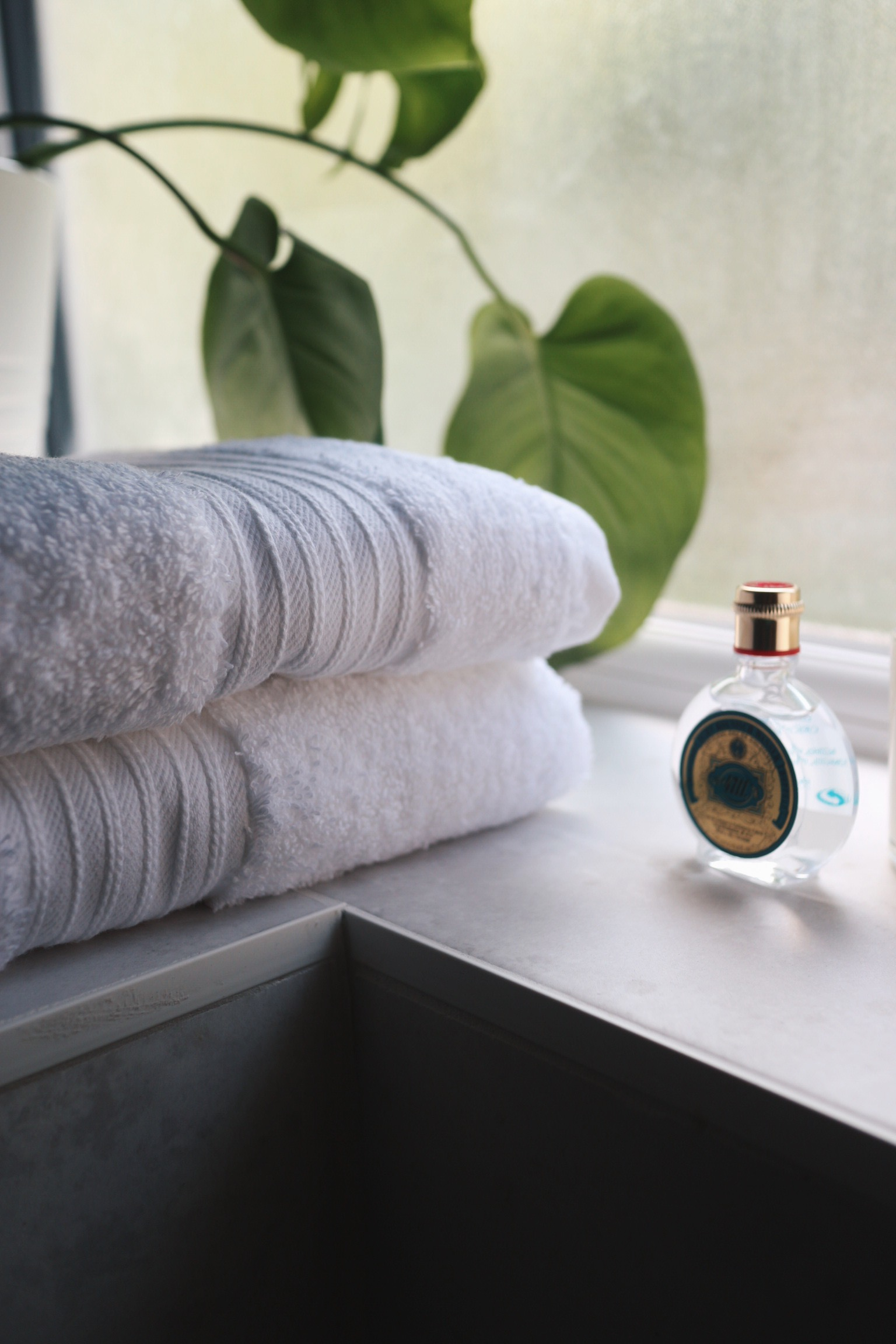 Soak & Sleep towels