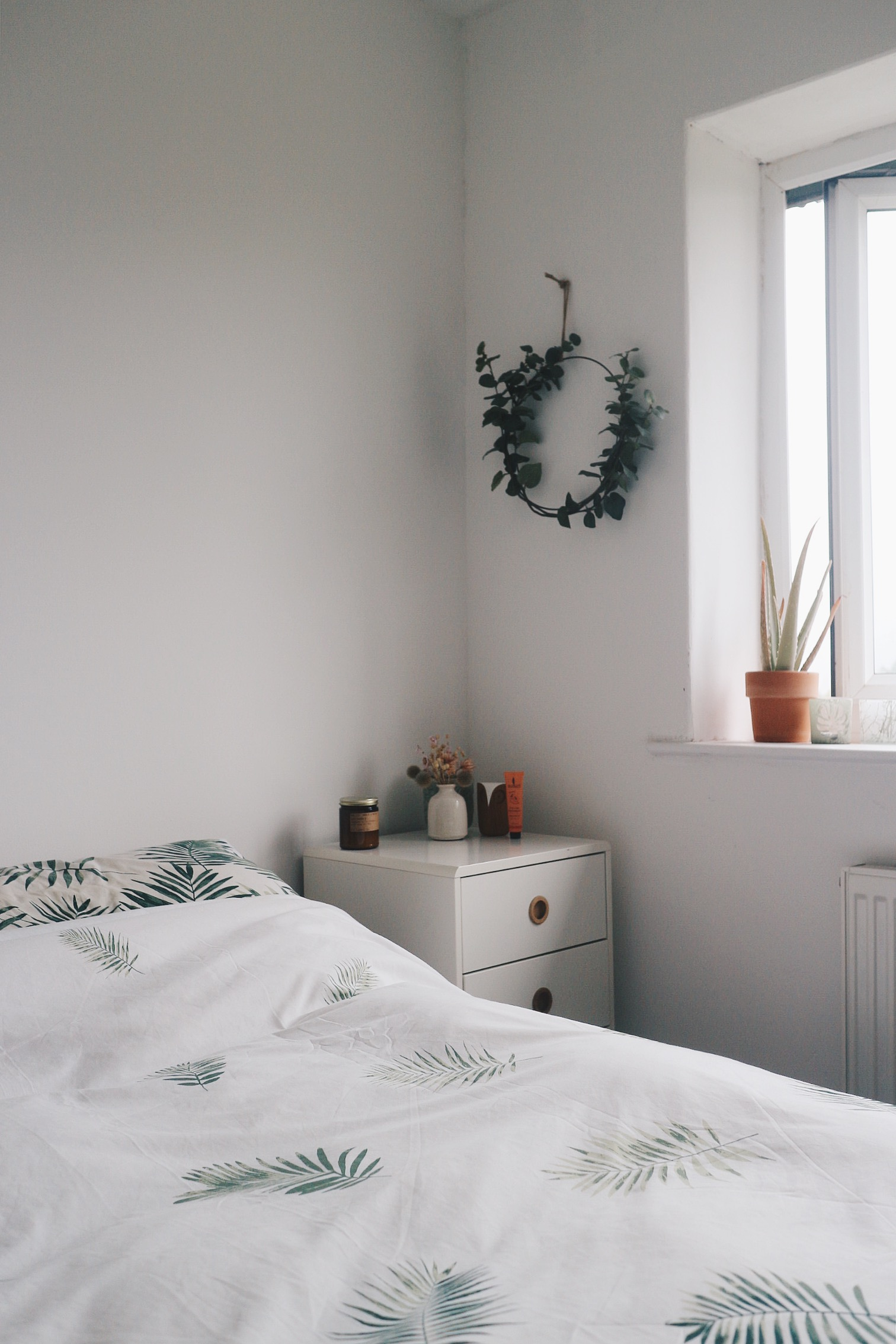 Calm and Relaxing Bedroom