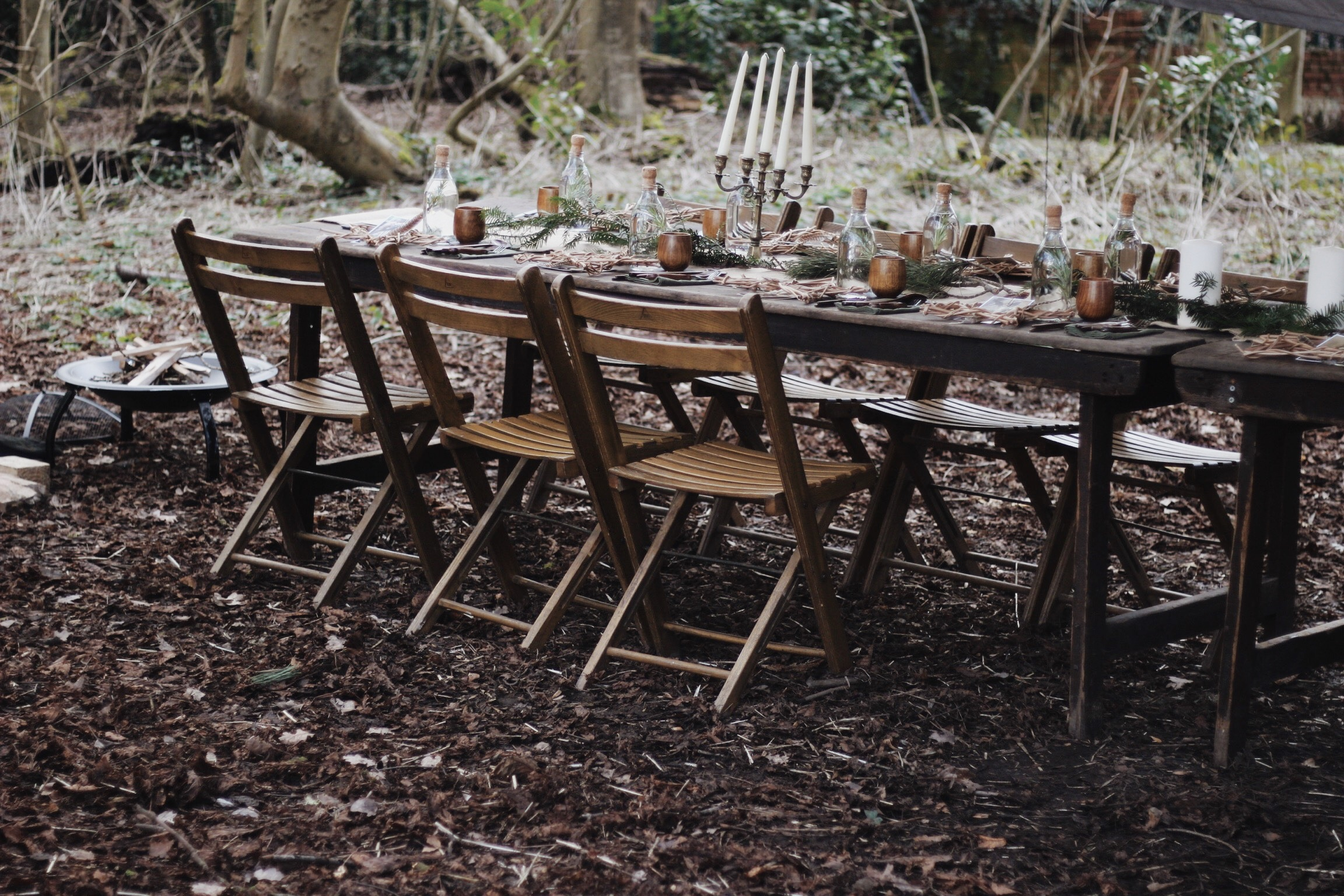 Season of the Wild | Outdoor Gathering | Winter Meal