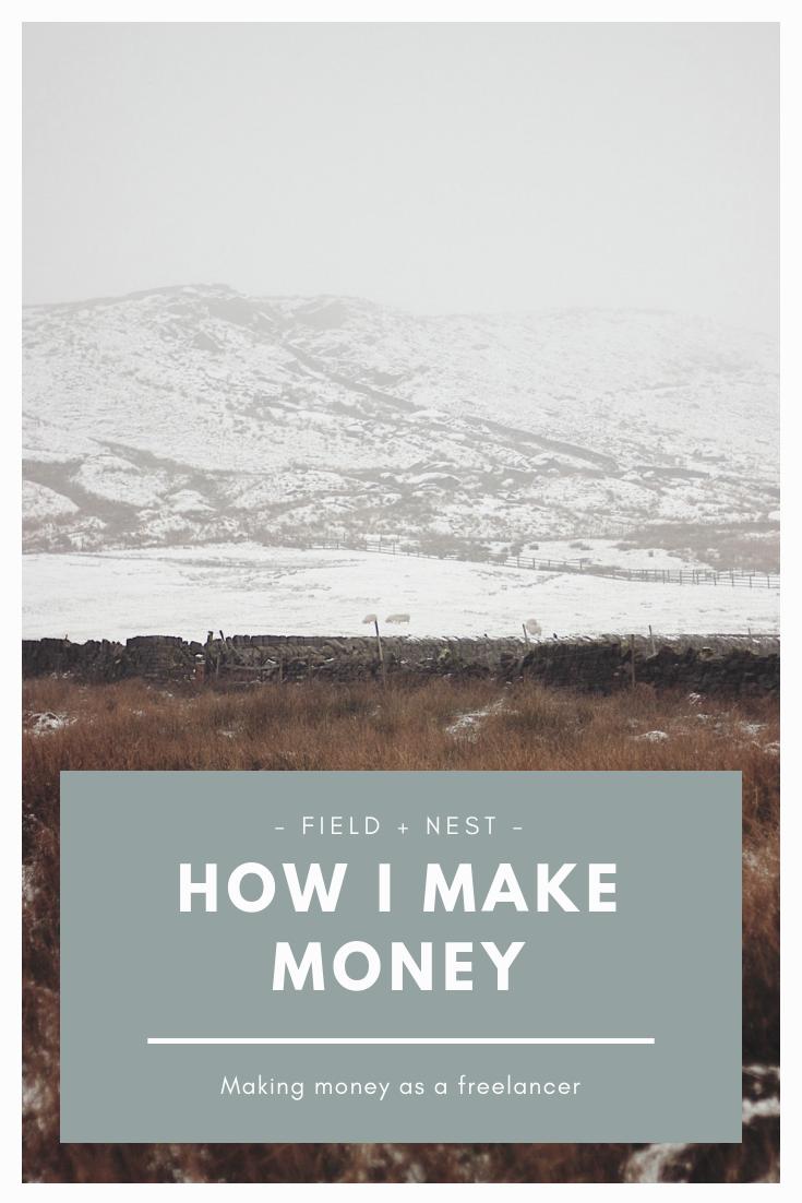 How I Make Money as a Freelancer