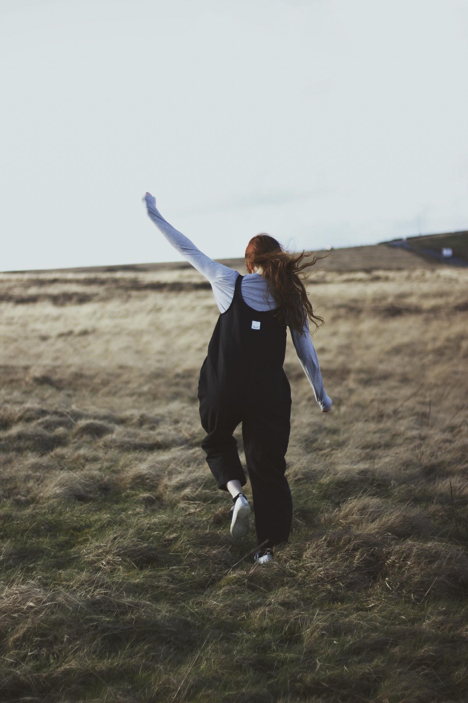 Stalf black jumpsuit | Slow, simple, timeless style