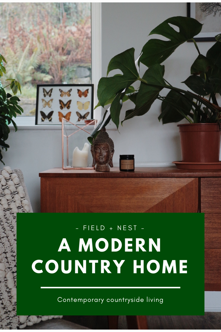 A Modern Country Home | Mid-Century Modern Interiors