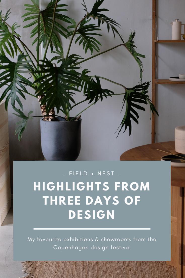 Highlights from Three Days of Design in Copenhagen
