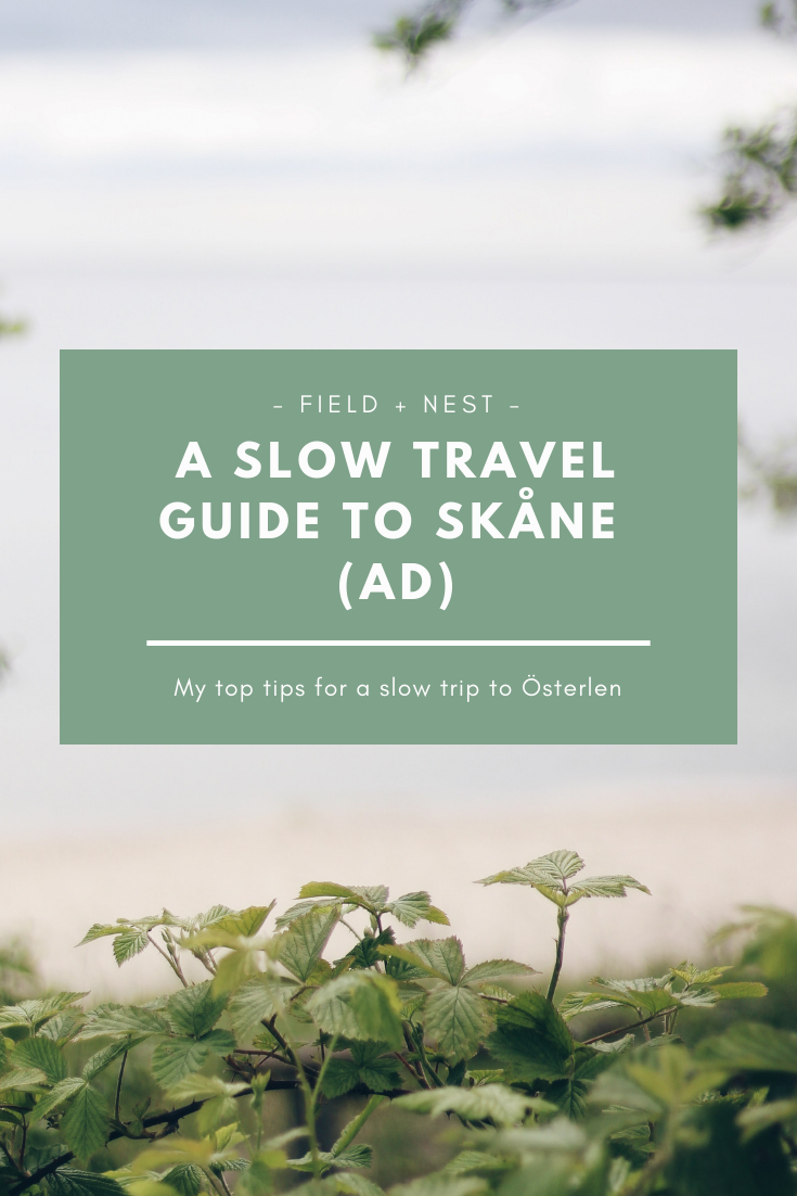 A Slow Travel Guide to Skane, Sweden | Field + Nest