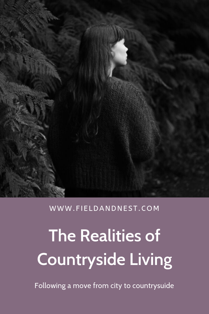 The realities of countryside living | Field + Nest