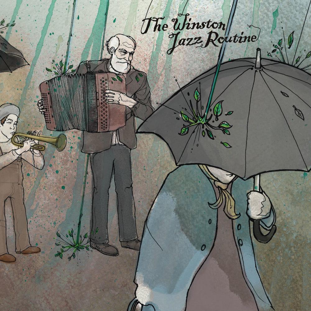 The Winston Jazz Routine - Realization LP