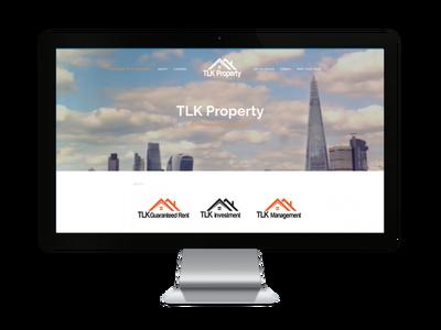 Tlkproperty.co.uk -  Property  Website