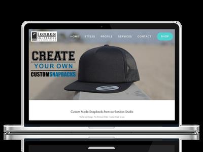 Londonsnapbacks.com -  Fashion Website