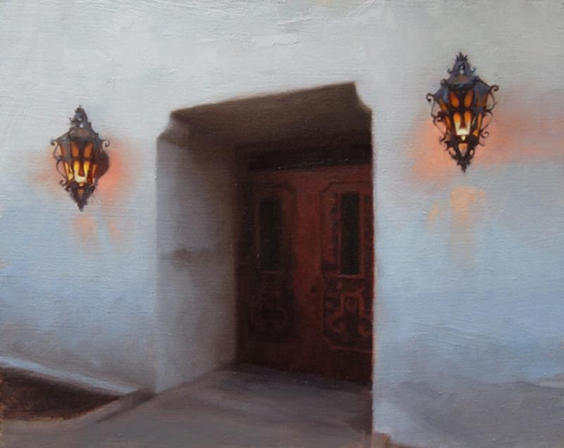 CHURCH DOORS 8x10