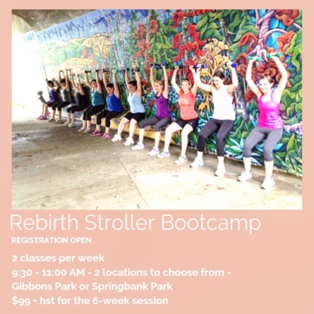 Summer Stroller Promo!! 🎉 $99 for our next 6 week session of Stroller Bootcamp running from June 24th- Aug. 1st. Call, email or register online! This registration includes a 30 day monthly pass to our mom and baby yoga and fitness classes at our beautiful downtown studio! 💗 The direct booking link and more details can be accessed in our bio! Looking forward to seeing all you beautiful mamas and babes! Creating your village is one click away!