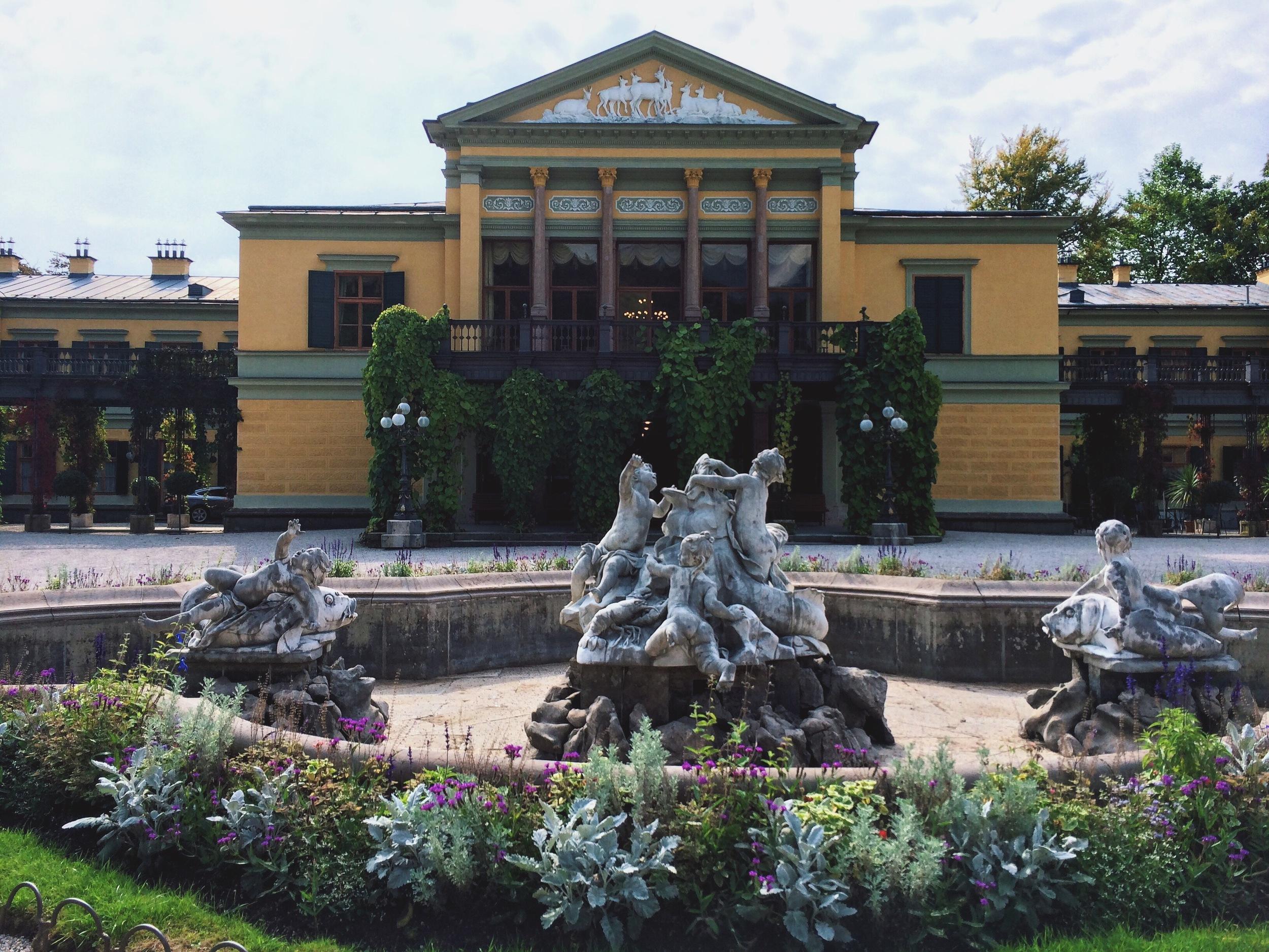 Kaiservilla: Imperial Hunting Lodge Eckartsau