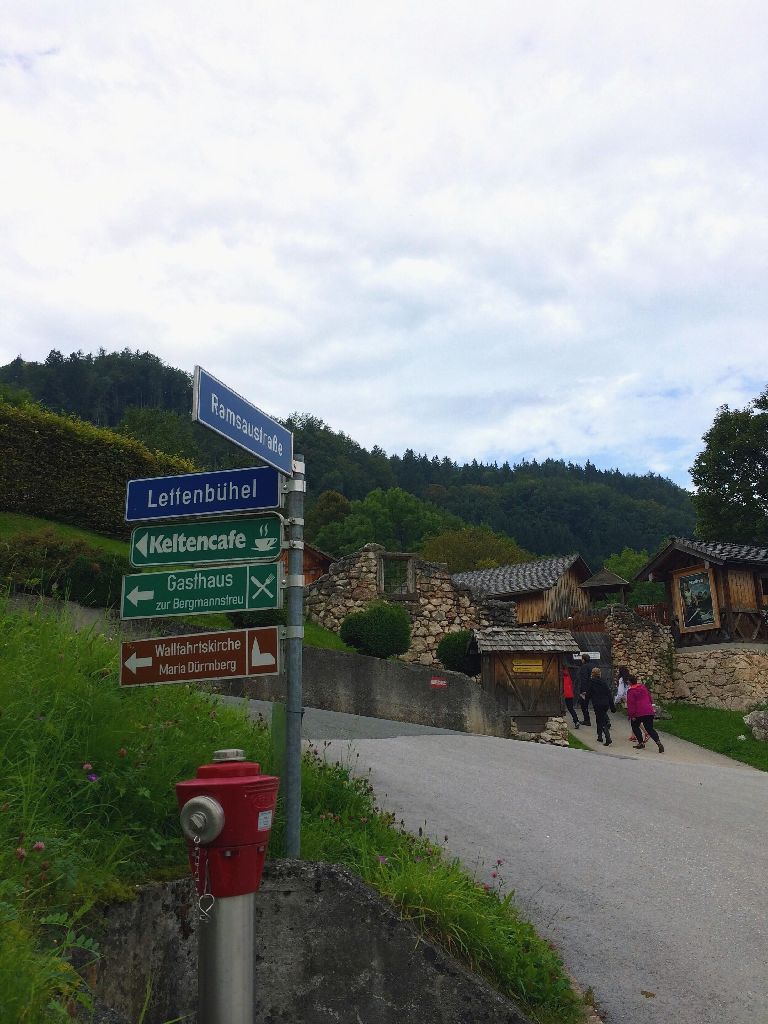 Celtic Village in Austria