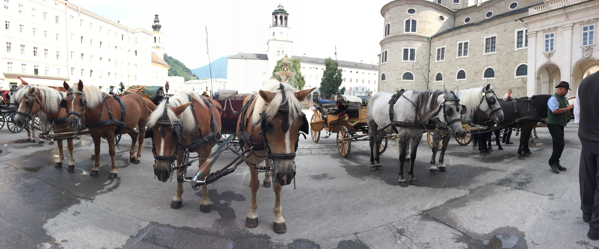 Altstadt -Salzburg, Austria
