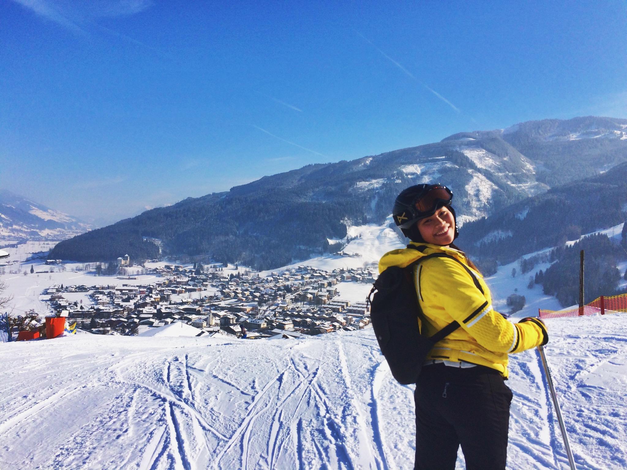 Zell am See - Kaprun Overlook