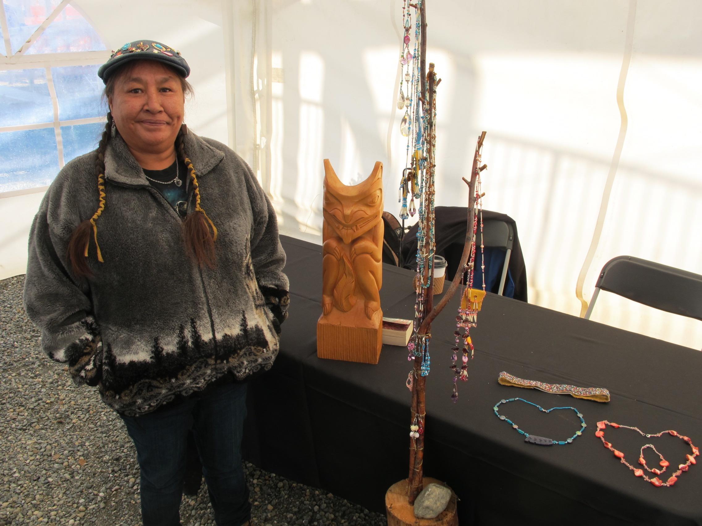 Marie Jack, Porcupine Jewellery
