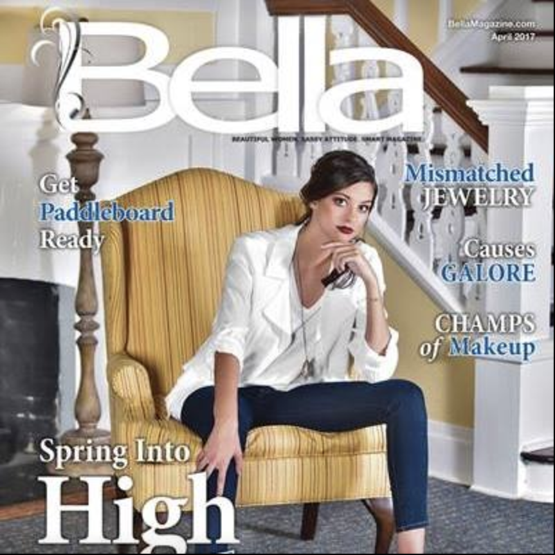 Pensacola Bella Magazine - Prepping for Paddleboarding