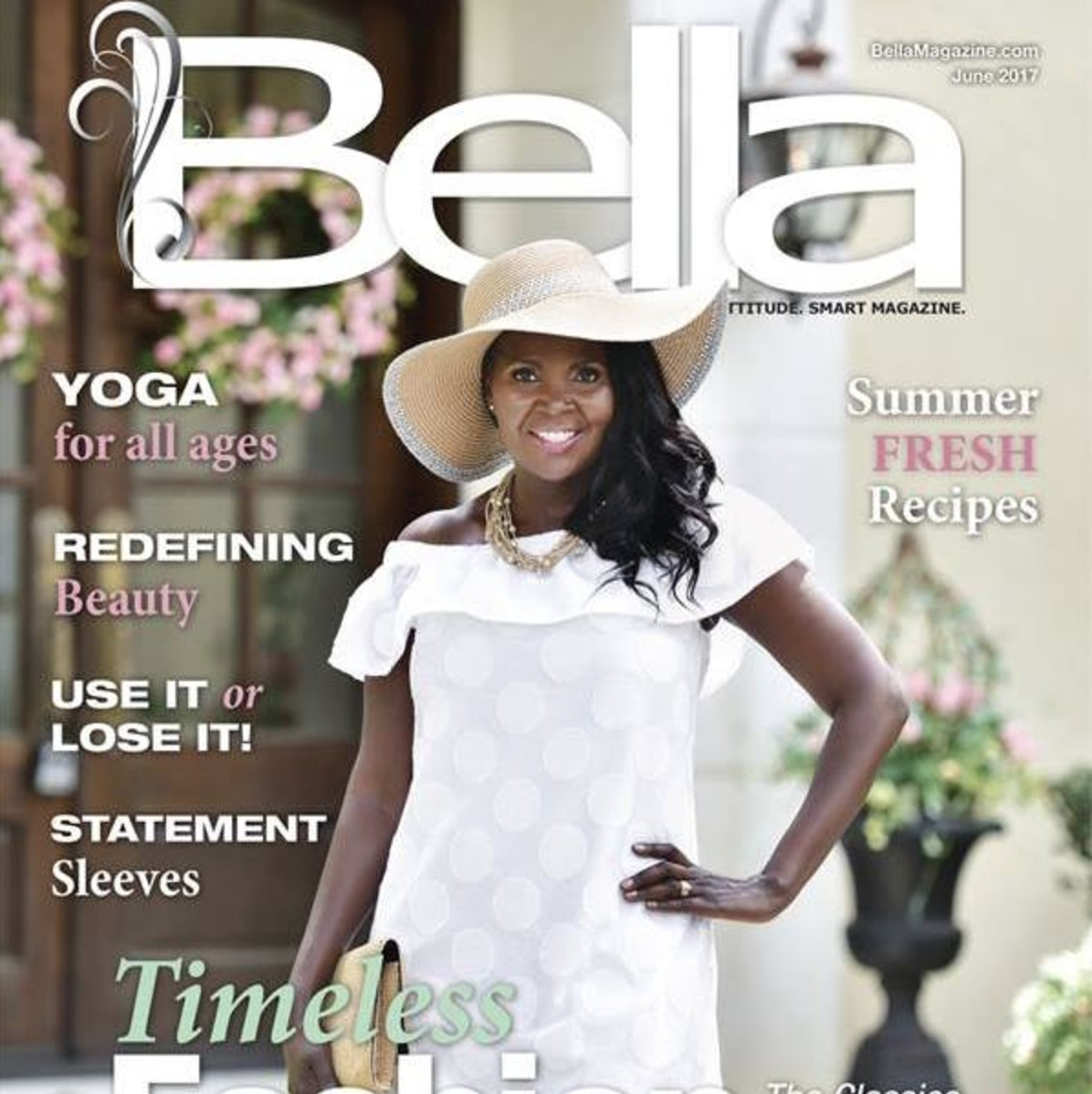 Pensacola Bella Magazine - 50 and Fabulous