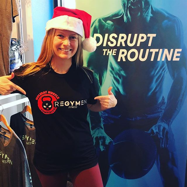 Did you finish the Holiday Hustle??? Your shirts are here!! 👕 #holidayhustle