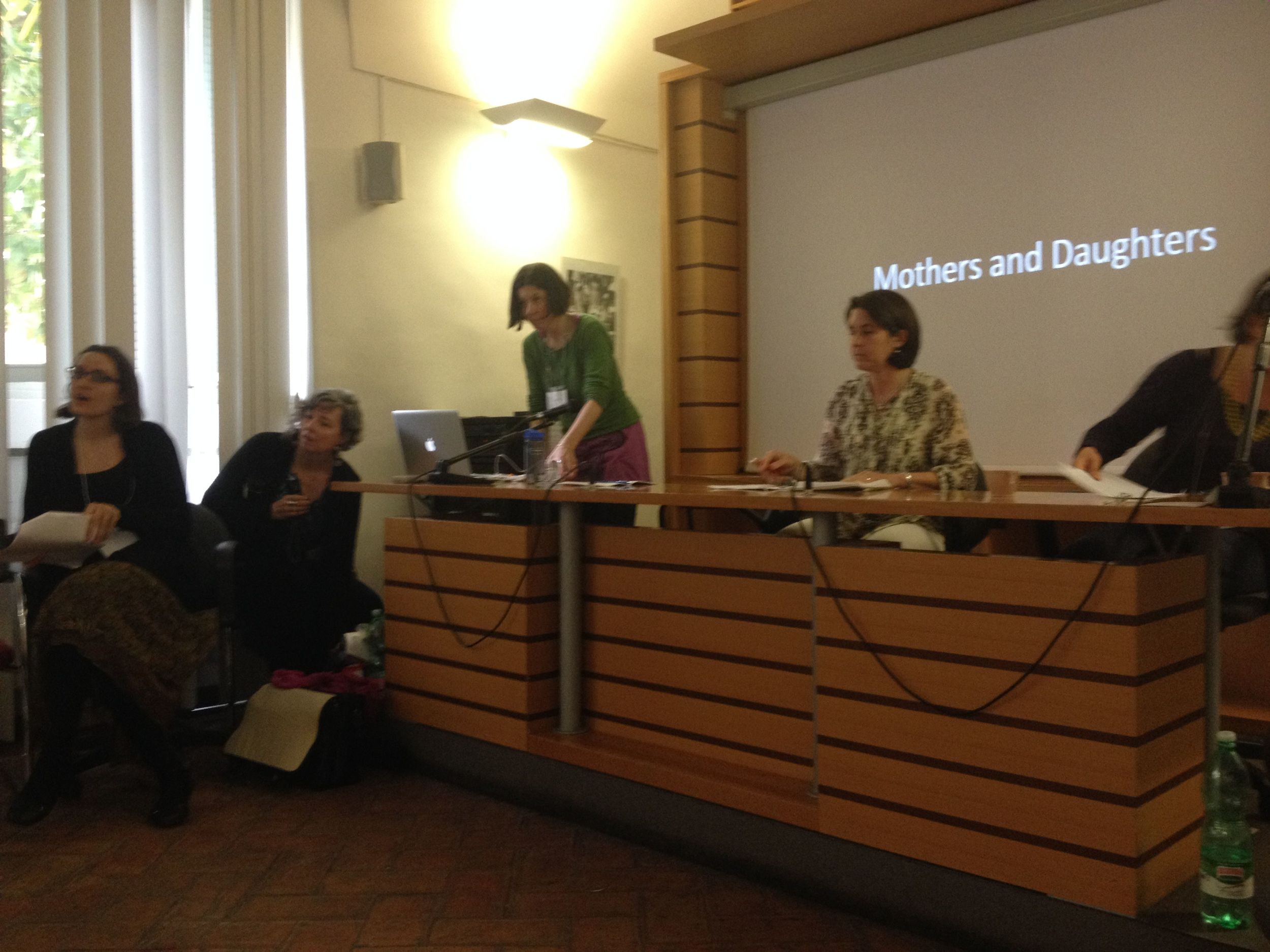 mothers and daughters session mirci conference rome
