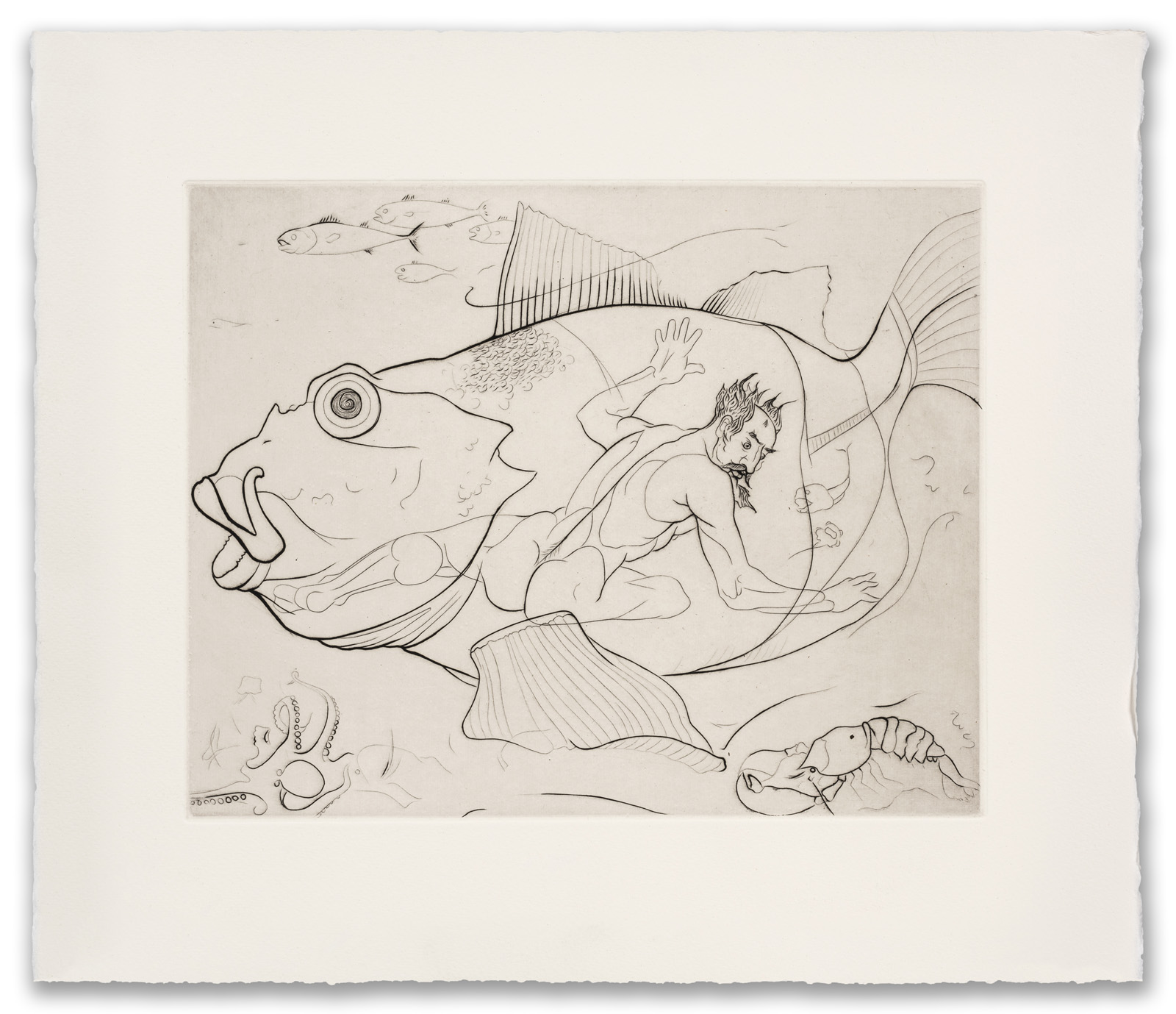 Francis West, (British 1936-2015), Jonah, c.1979 (2017 Edition).