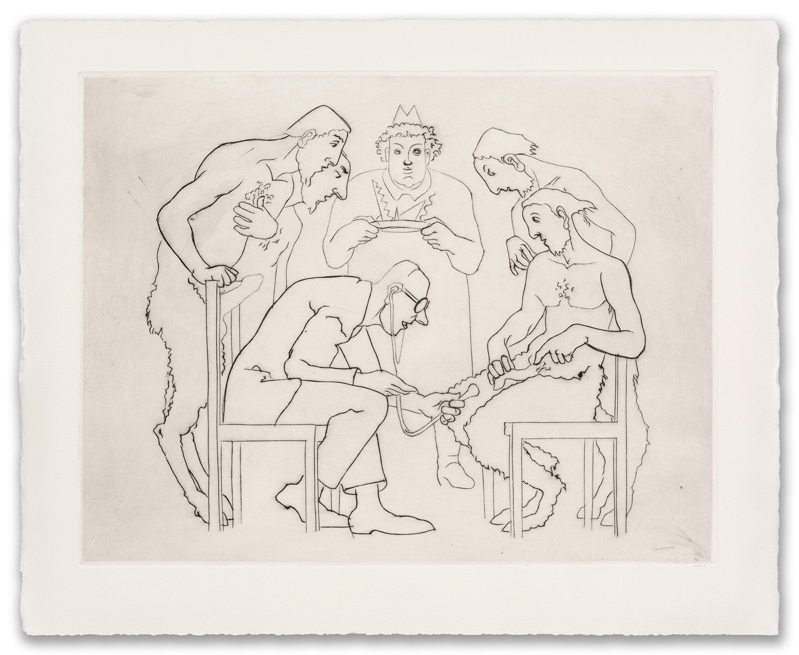Francis West, (British 1936-2015), The Surgery, c.1999 (2017 Edition).