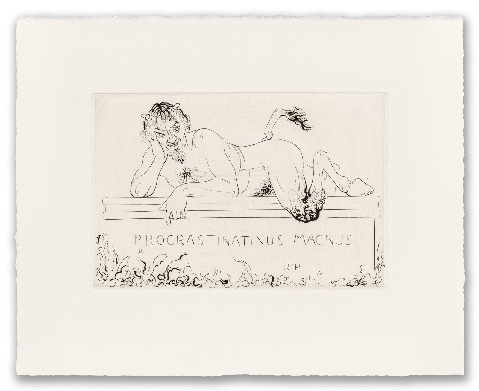 Francis West, (British 1936-2015), Procrastinatinus Magnus, c.1979 (2017 Edition).