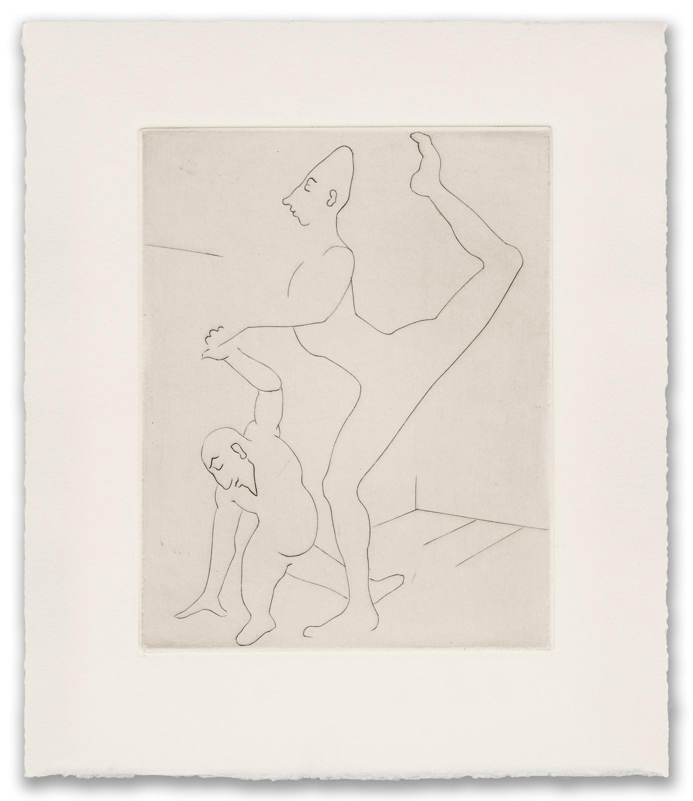 Francis West, (British 1936-2015), Dancers, c.1999 (2017 Edition).