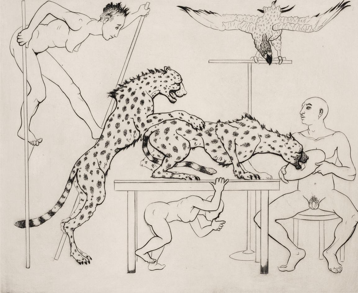 Francis West, Leopardi's Dream, c.1979