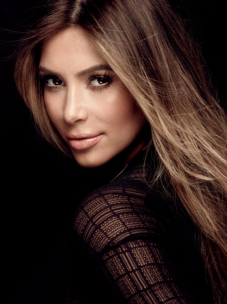 Kim Kardashian // E!