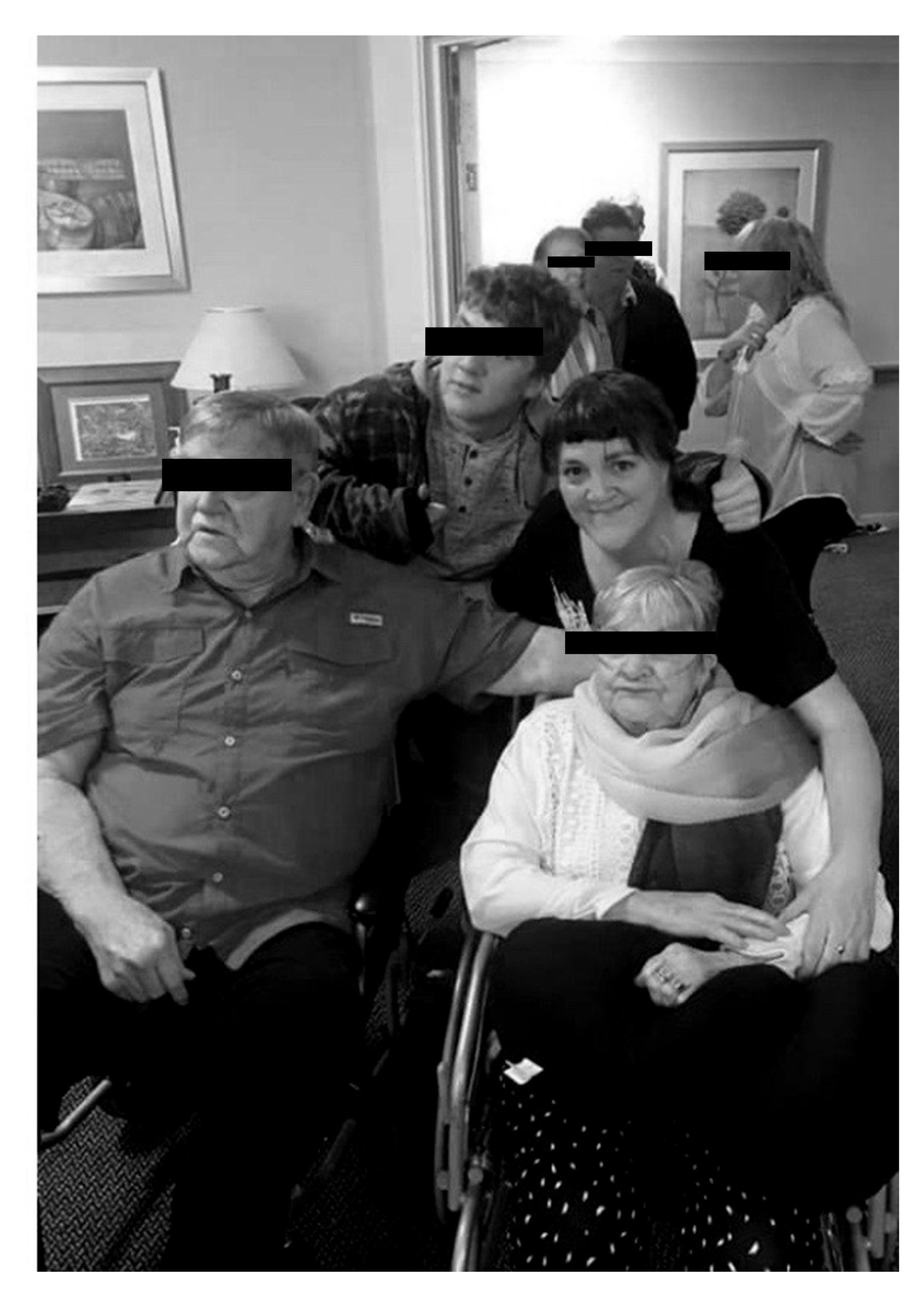 Mum's 80th birthday celebration, 26 August 2017