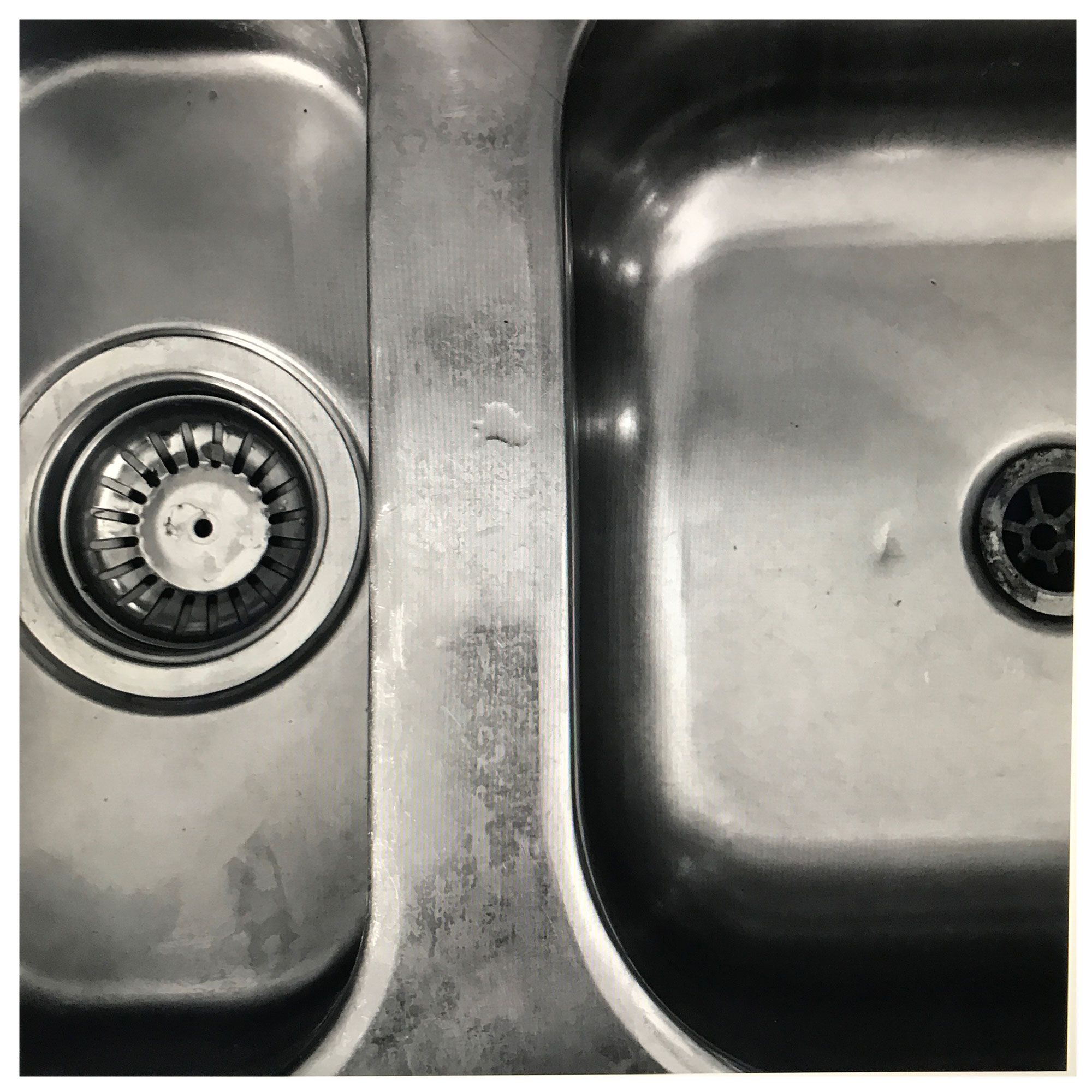 My kitchen sink, 17 December 2017