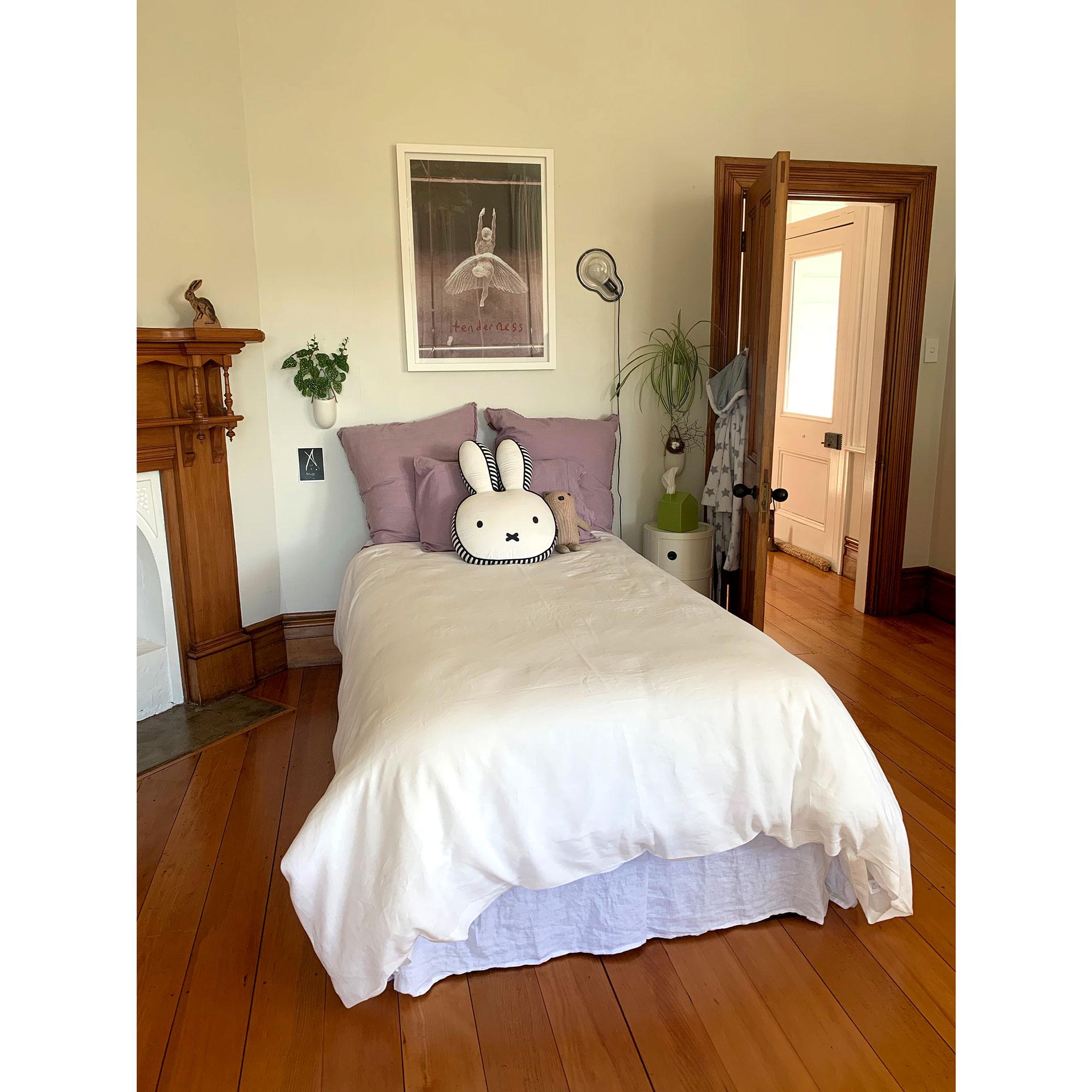 Tenderness [ballerina] 2019  in Phoebe's bedroom