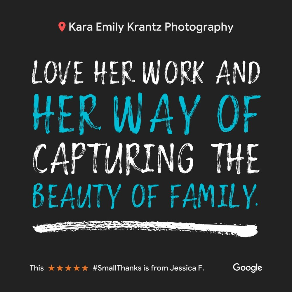 Kara Emily Krantz Photography, New England Outdoor wedding photographer testimonial